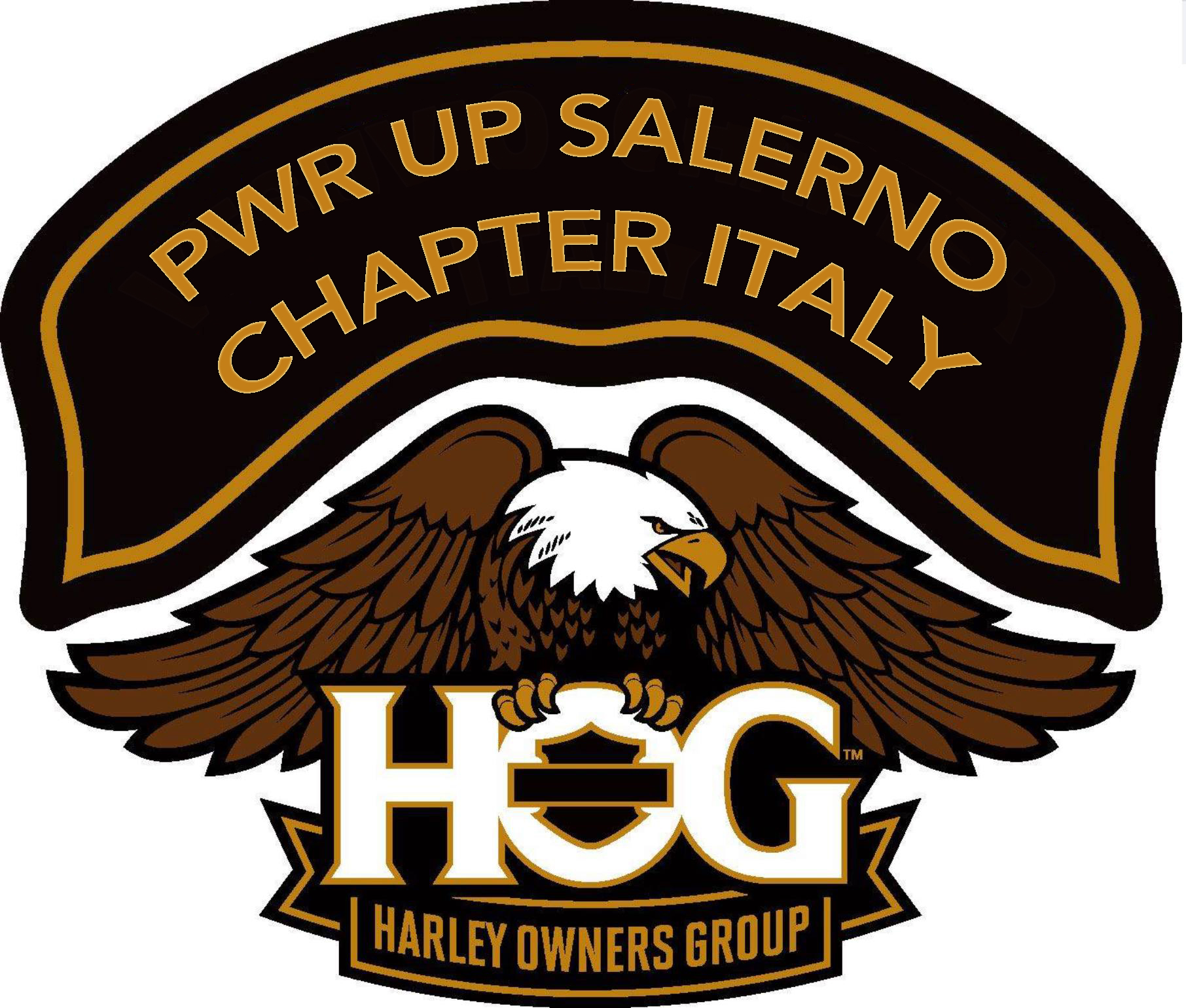 PWR UP SALERNO CHAPTER ITALY